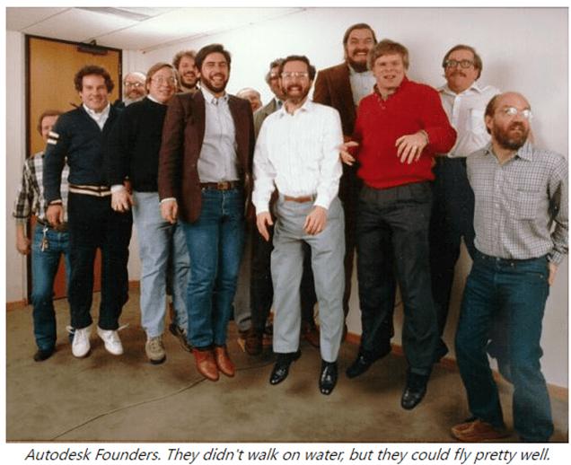Autodesk founders