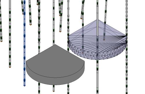 DirectShape tessellation edges